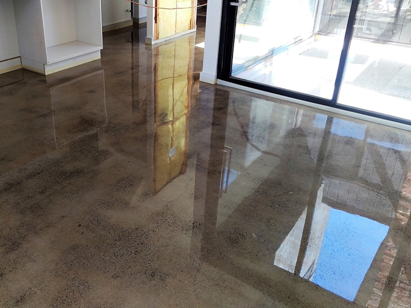 INDOOR AND OUTDOOR CONCRETE COATINGS